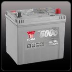 Аккумулятор YUASA YBX5005 (80D23L)