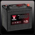 Аккумулятор YUASA YBX3005 (60D23L)
