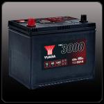 Аккумулятор YUASA YBX3214 (60D23R)