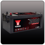 Аккумулятор YUASA YBX3623
