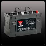 Аккумулятор YUASA YBX1663