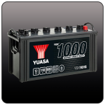 Аккумулятор YUASA YBX1616
