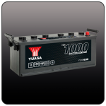 Аккумулятор YUASA YBX1638